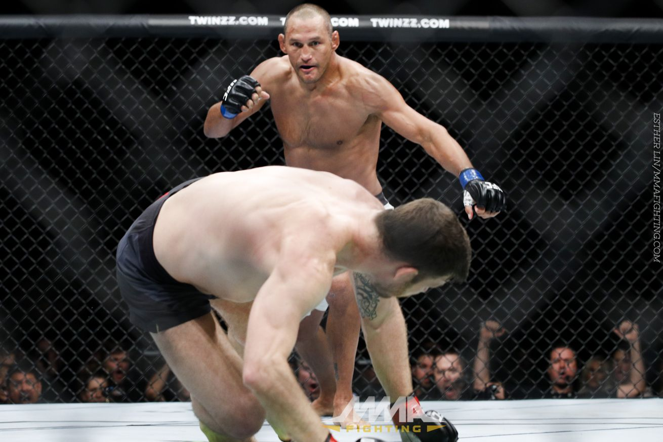 Despite almost winning title last time out, Dan Henderson has no impetus to return to the UFC