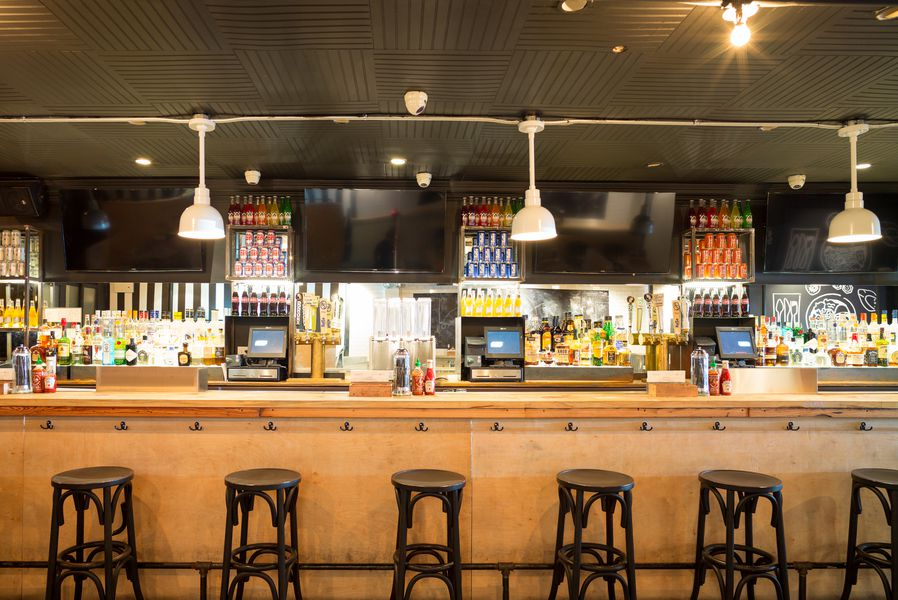 Take A Look Around Black Tap Now Slinging Burgers And
