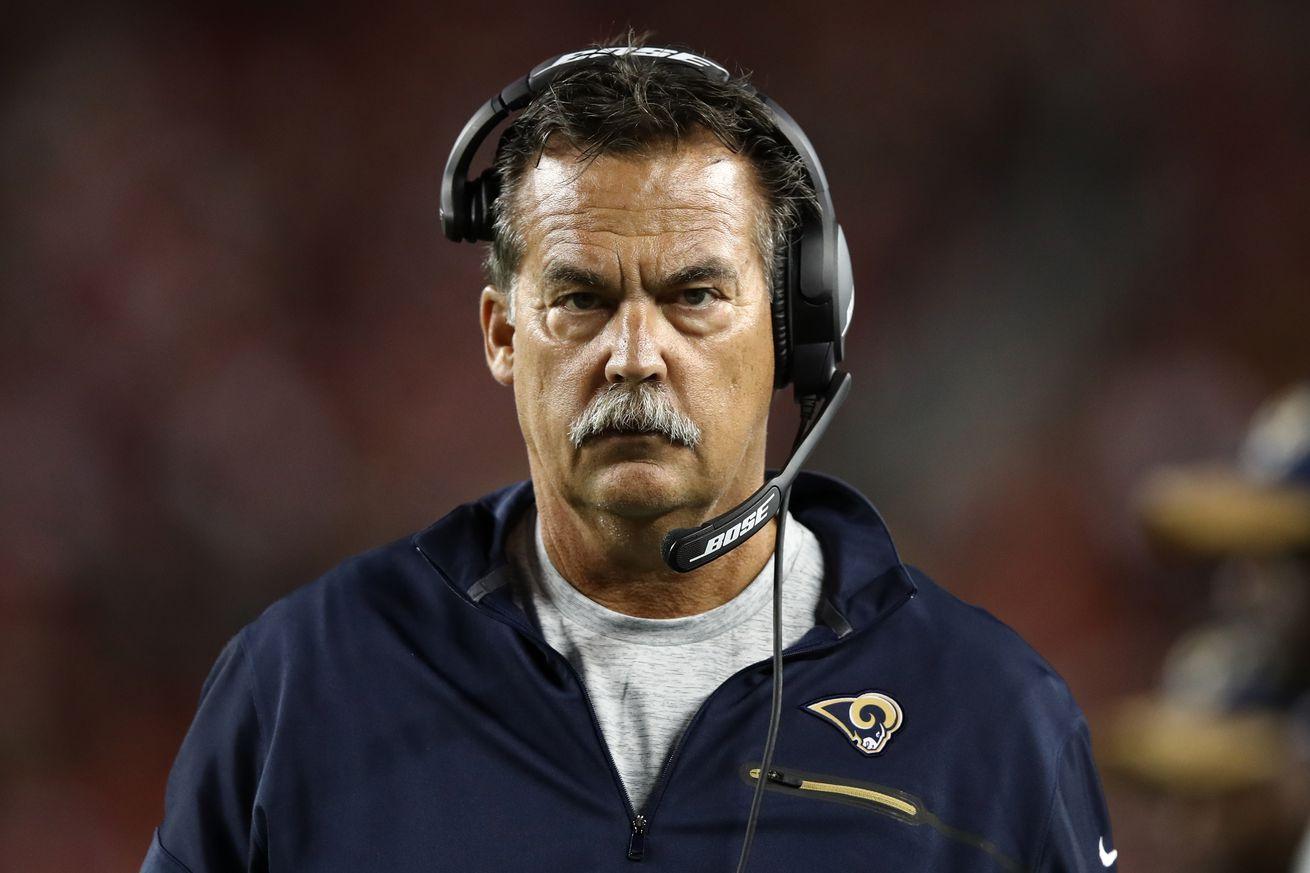 LA Rams At San Francisco 49ers: Report Card