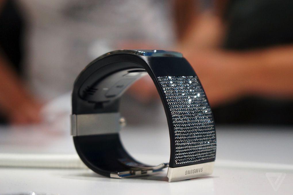 Swarovski for Samsung Gear S
