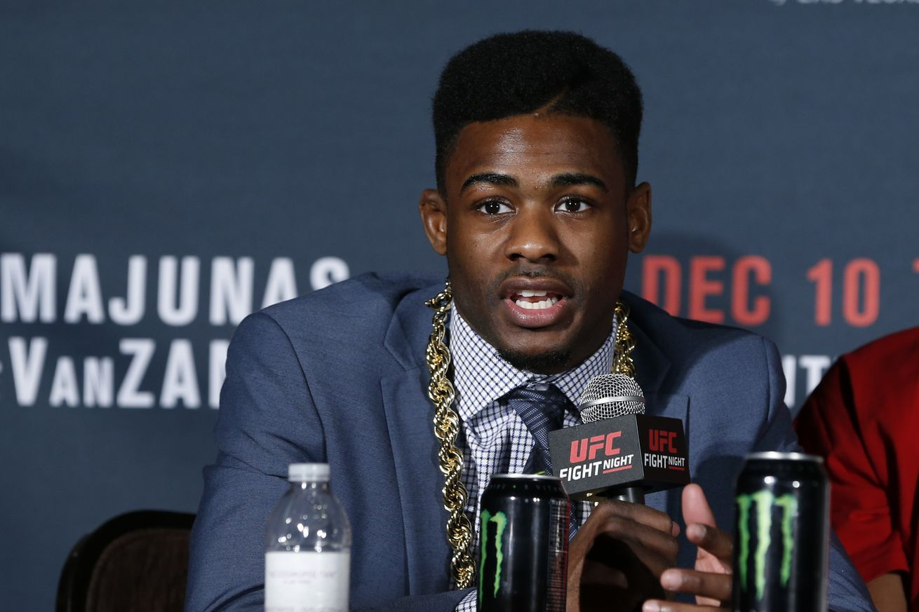 Aljamain Sterling vs. Bryan Caraway named Fight Pass feature bout for UFC Fight Night 88