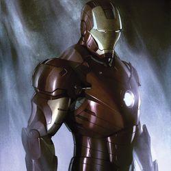ADI GRANOV Iron Man no.1 / Concept art for Iron Man 2 2010<br> © 2017 MARVEL<br><br><br><br>