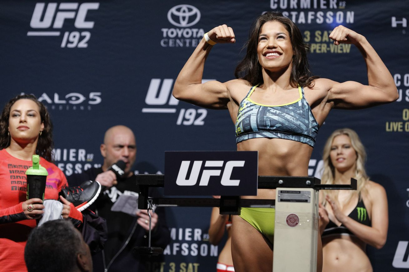 UFC on FOX 23 start time, TV schedule, who is fighting tonight at 'Pena vs Shevchenko