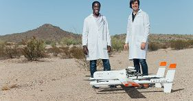 photo image Drones carrying blood could be the future of rural medicine