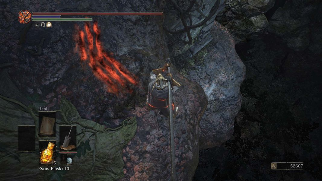 Dark Souls  Morne S Ring