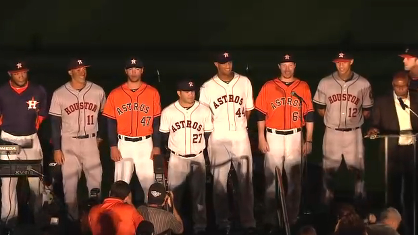 Running Of The Bulls Uniform Houston Astros reveal ...