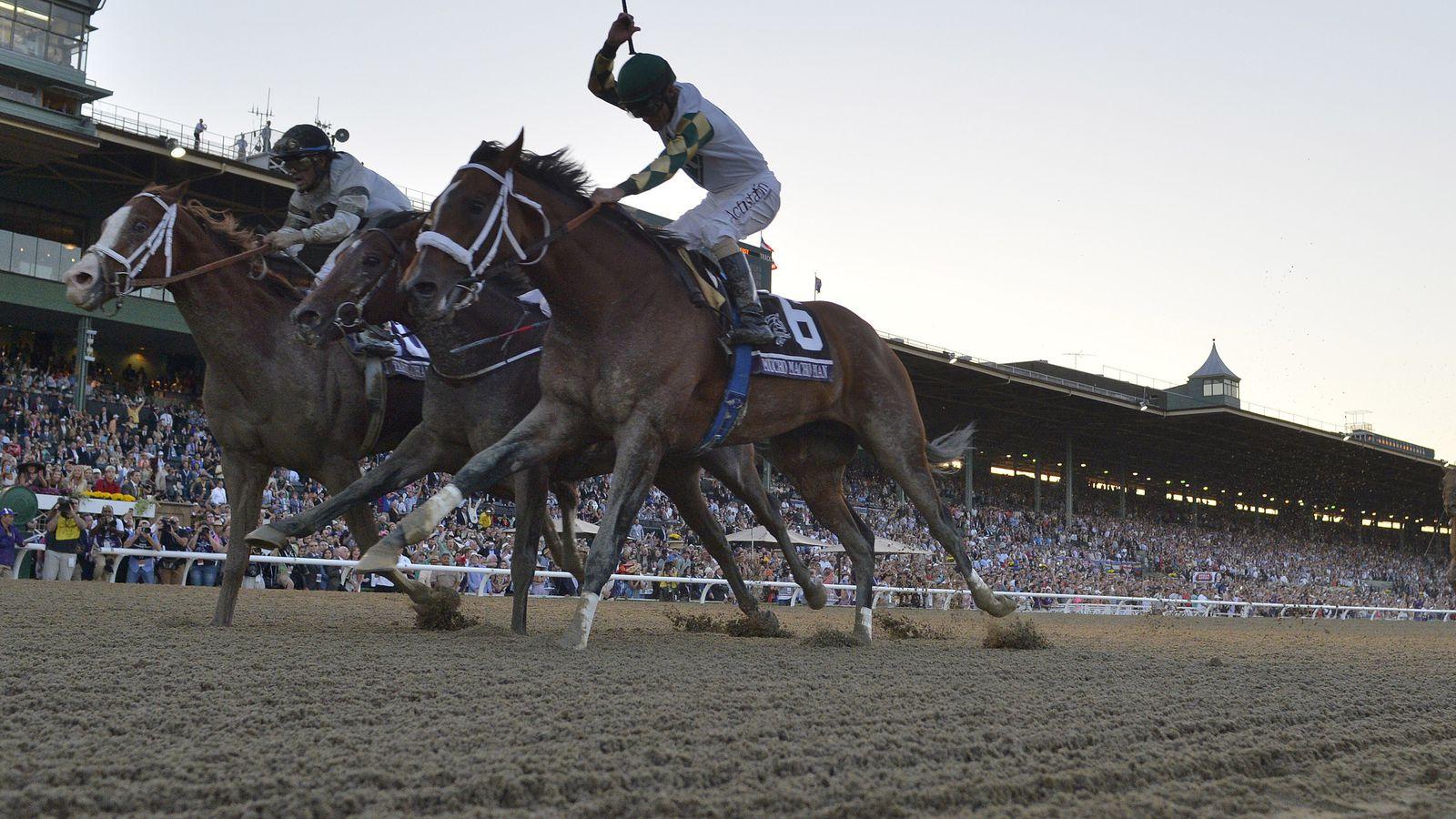 2014 Santa Anita Handicap A Rematch In Arcadia And Down