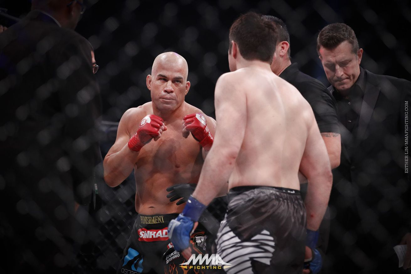 Bellator 170 medical suspensions include indefinite sentence for 'unreported stab wound'