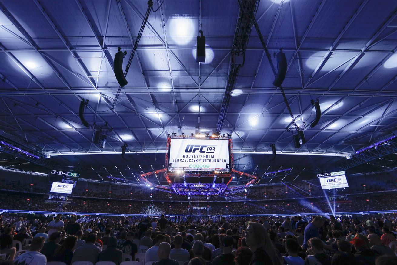 community news, UFC hires strength & conditioning, nutrition heads for Performance Institute
