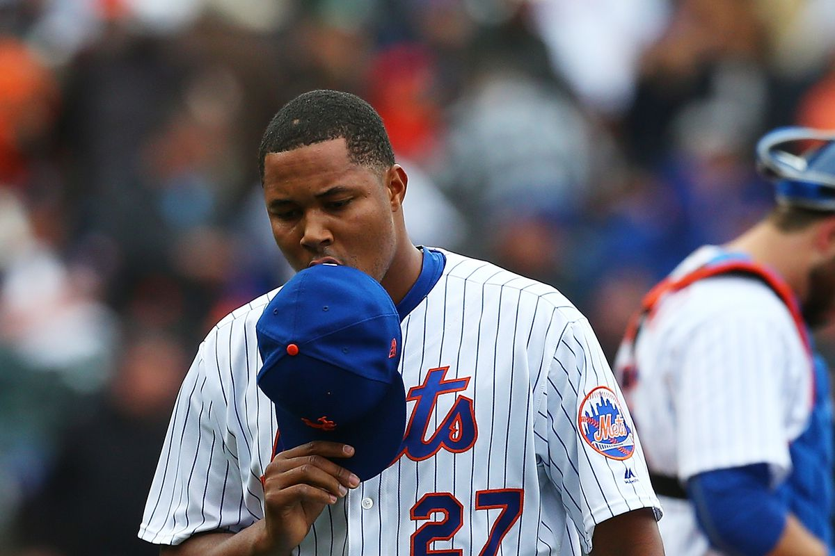 Mets place closer Jeurys Familia on DL