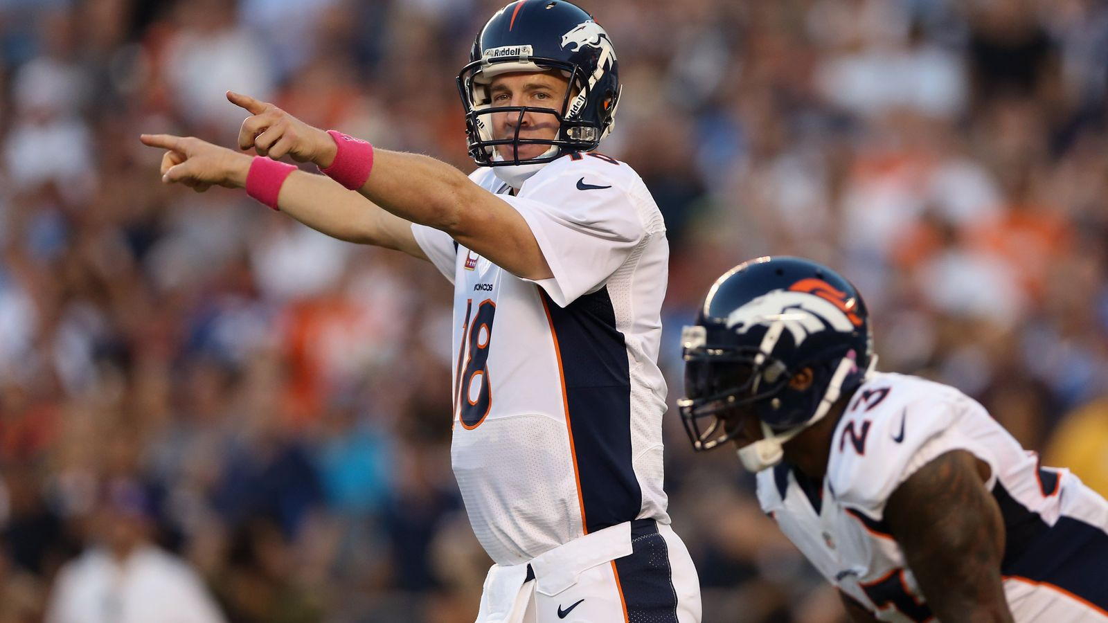 Broncos Vs Chargers Score Denver Scores 35 In A Row