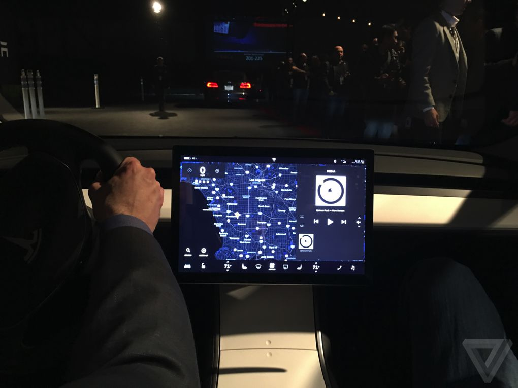 Best Connected Car The Verge