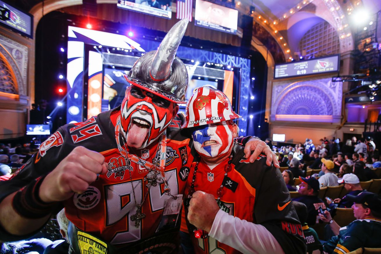 Buccaneers miss out on compensatory draft picks, again