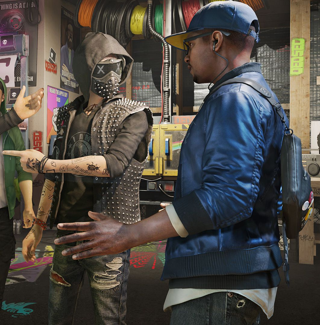 When Does Watch Dogs  Come Out