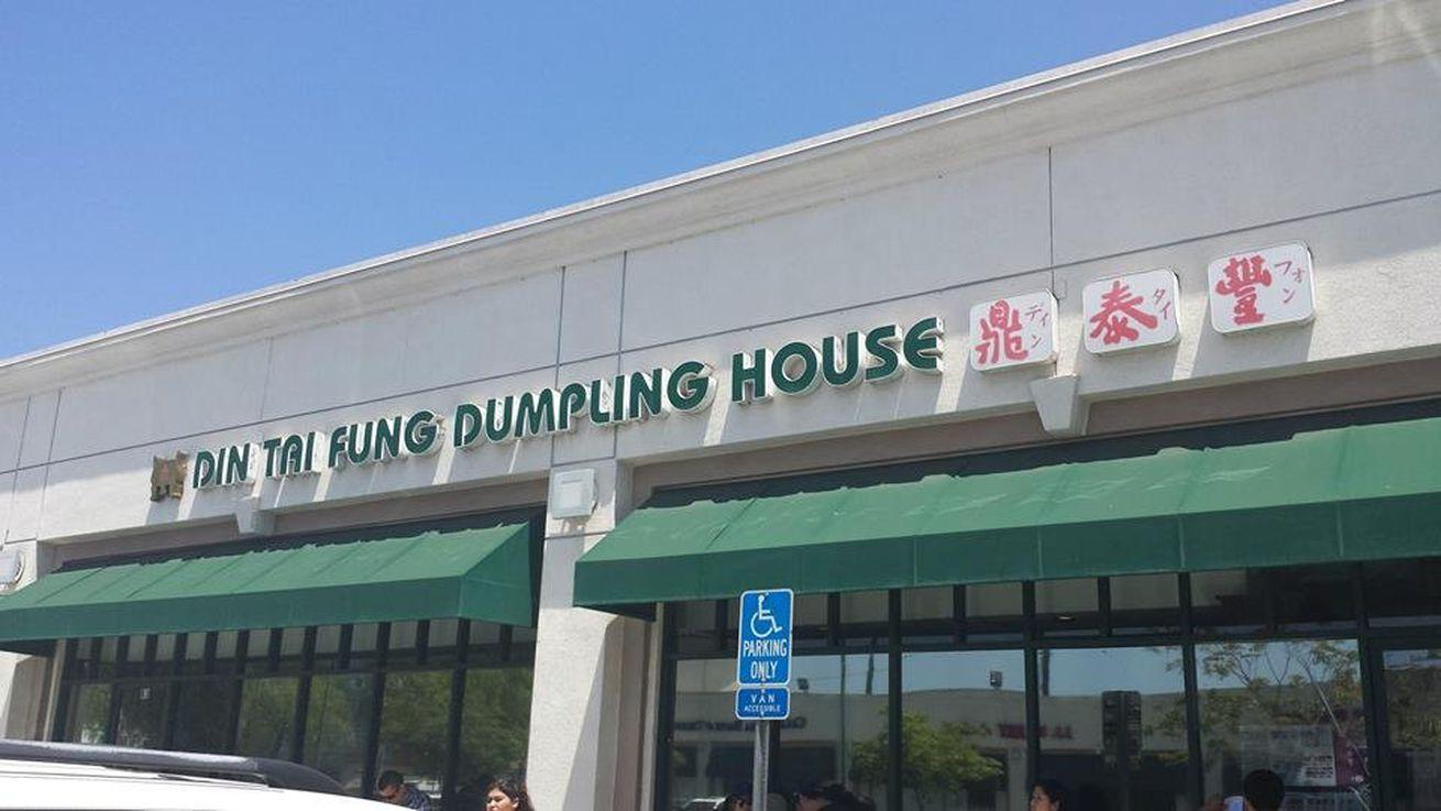 Din Tai Fung To Close Original U S Location In Arcadia