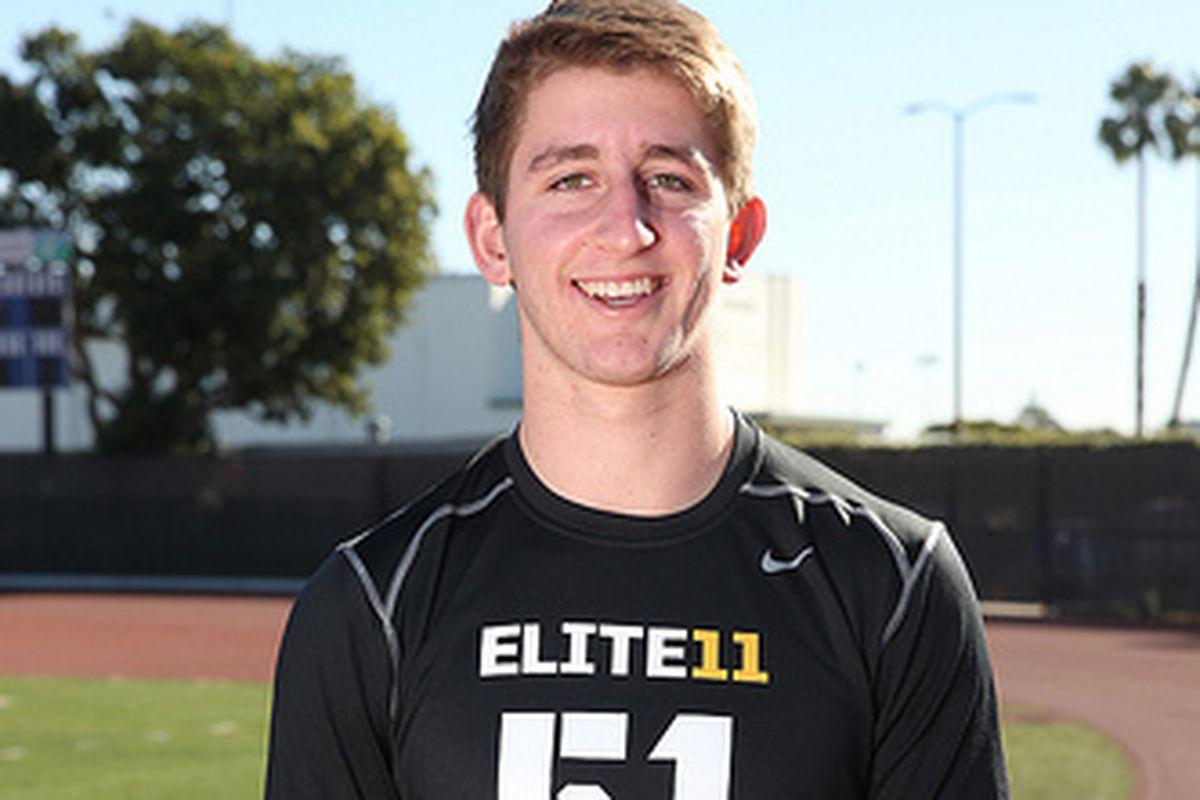 Josh Rosen to decide on March 20, Cal on the short list ...