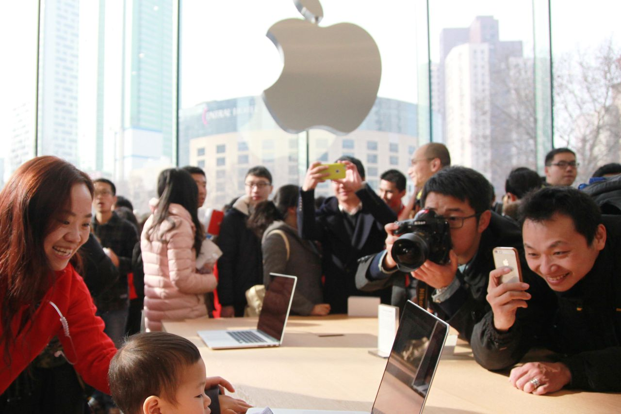 Apple, Microsoft and other U.S. tech companies undergoing 'security reviews' in China