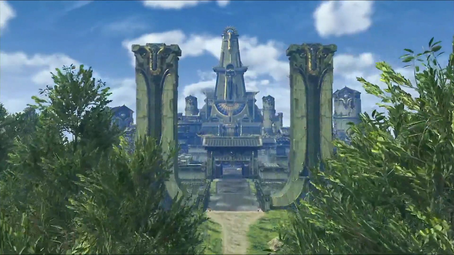 Xenoblade Chronicles 2 Torna The Golden Country Expansion
