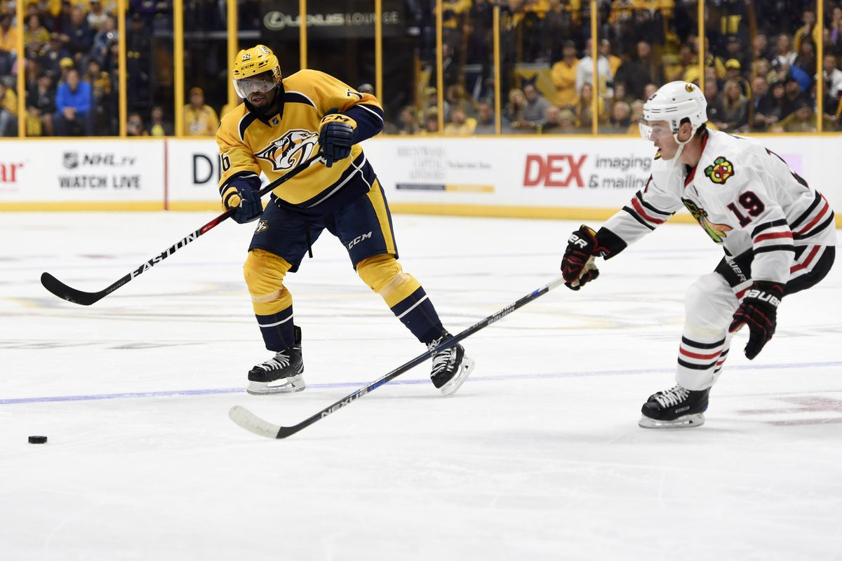Nashville Predators vs. Chicago Blackhawks - 4/17/17 NHL Pick, Odds, and Prediction