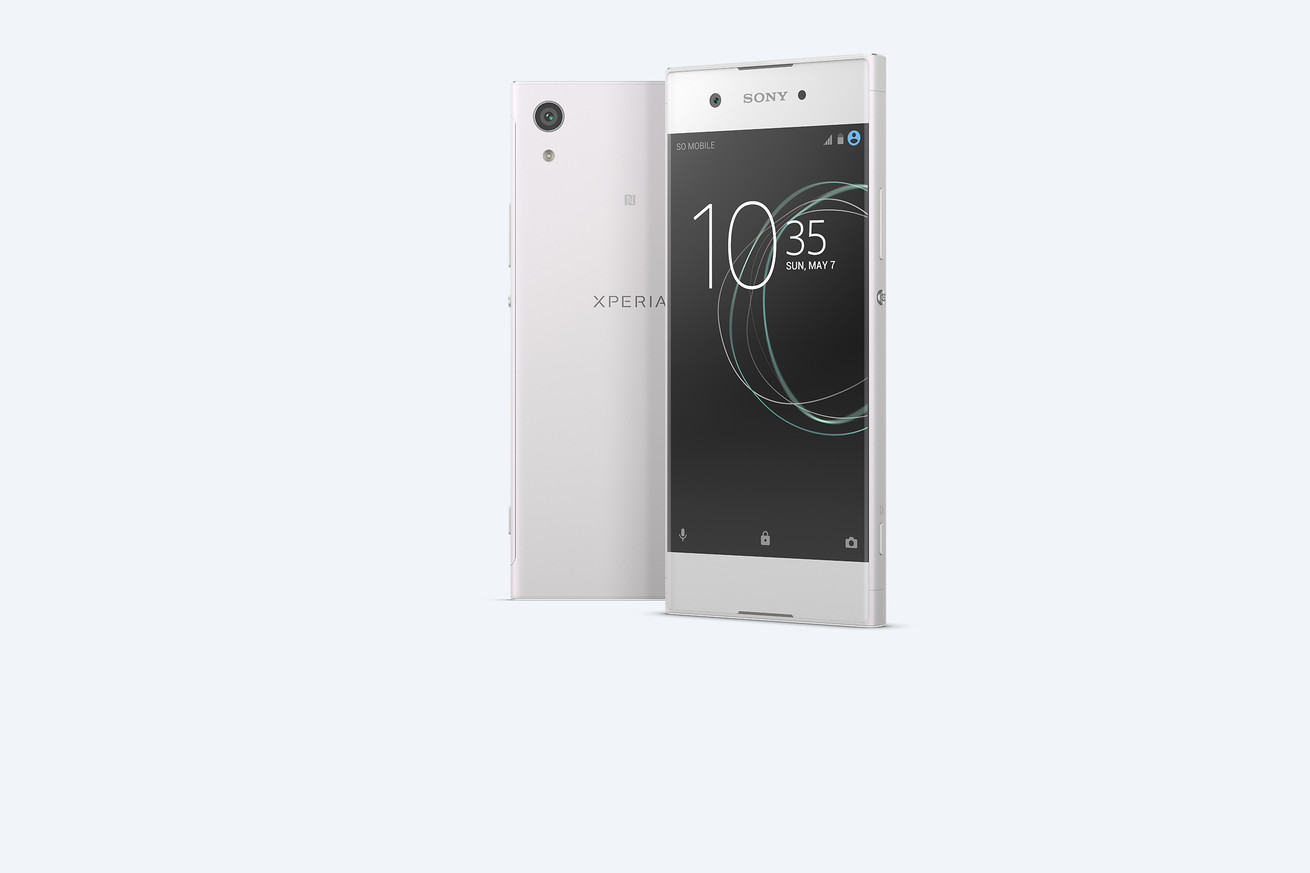 sony s xa1 is now available for preorder for 299 99