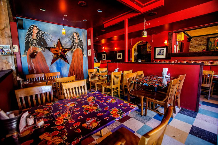 Mama S Mexican Restaurant Atlanta