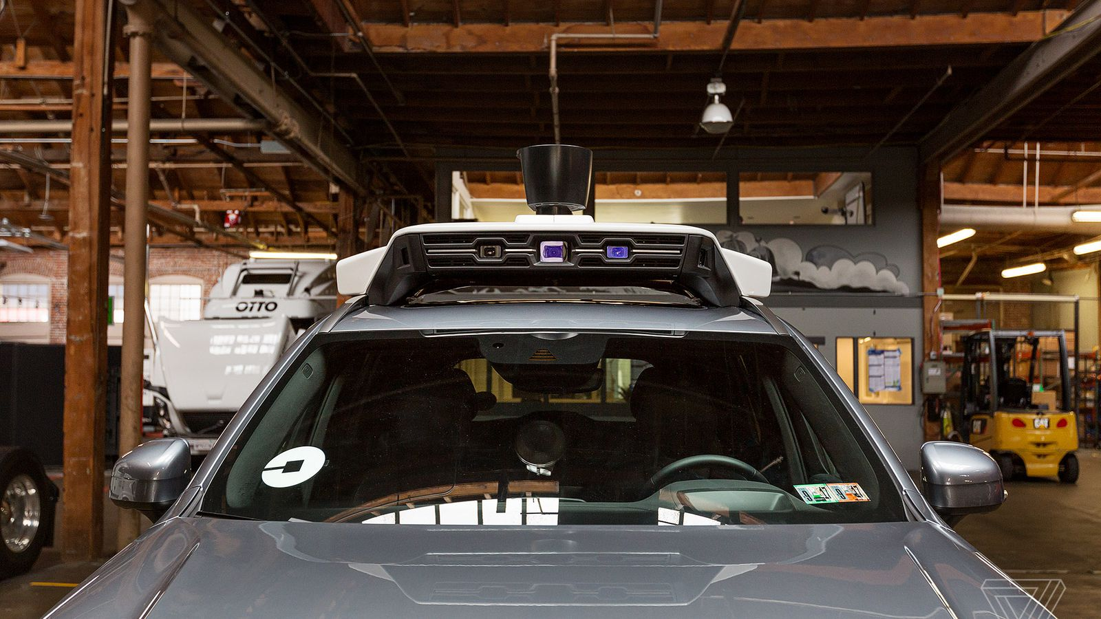 Uber forced to admit that Google's self-driving cars are way better than its own