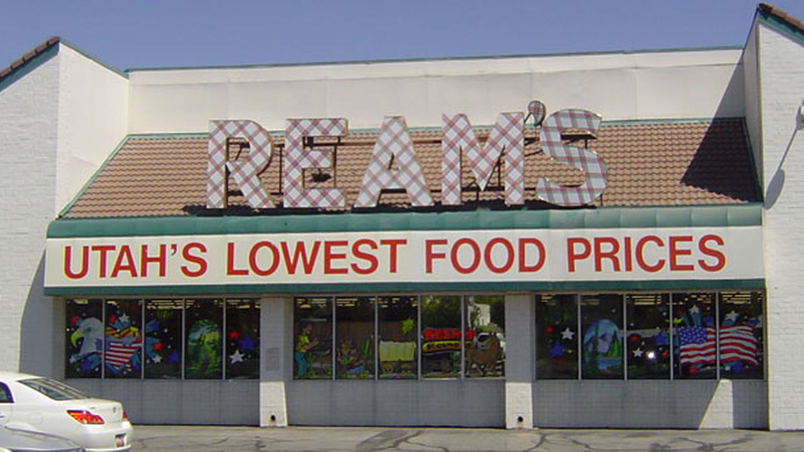 Reams clothing store