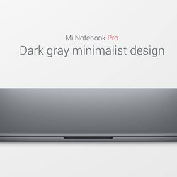 Xiaomi S Latest Laptop Targets Apple S Macbook Pro The Verge