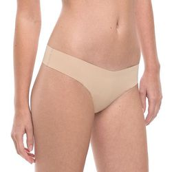 """Commando <a href=""""https://www.wearcommando.com/products/thong?variant=42069269255"""">Classic Solid Thong</a>, $22"""