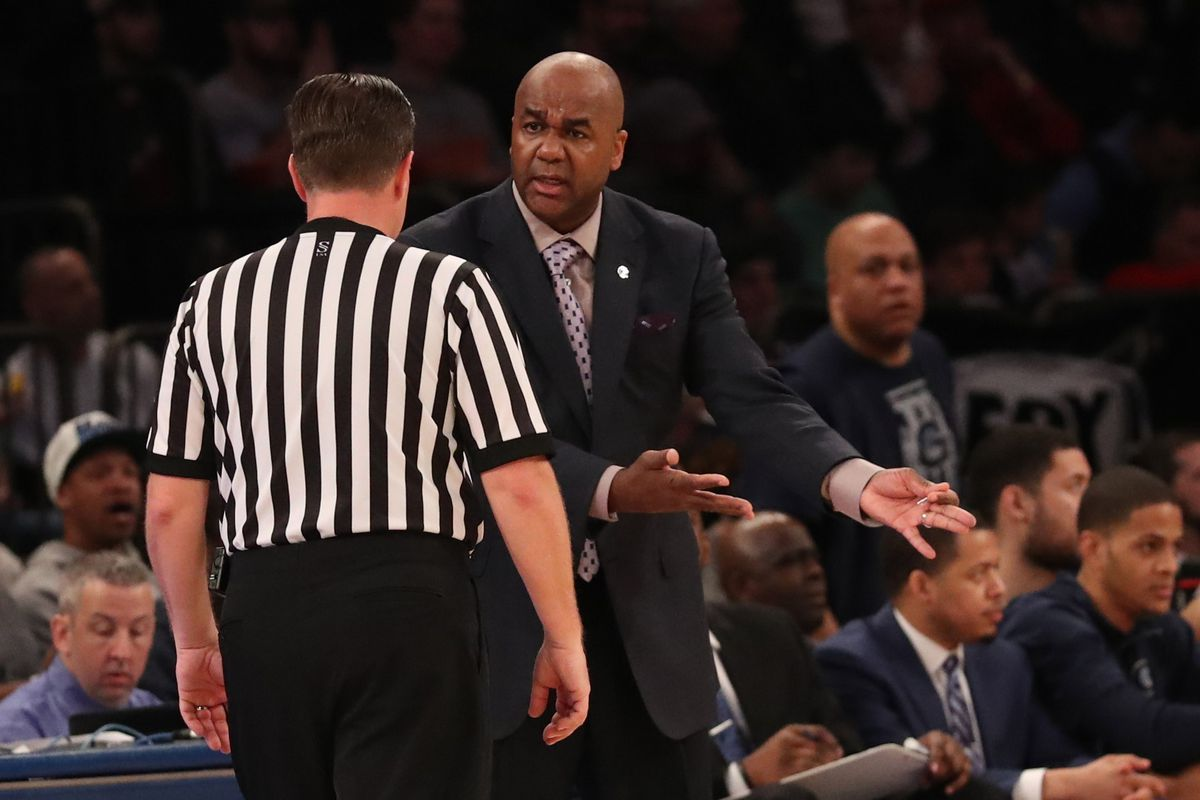 Ex-Princeton coach John Thompson III out at Georgetown