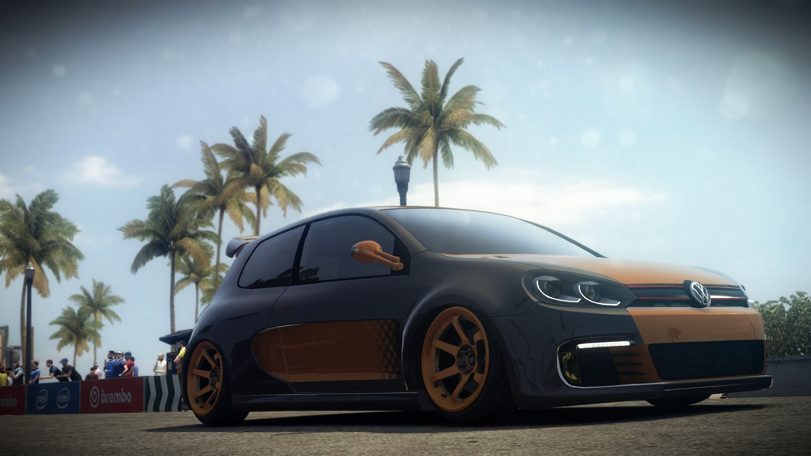 Grid 2 Gets Six Souped Up Cars In Peak Performance Pack
