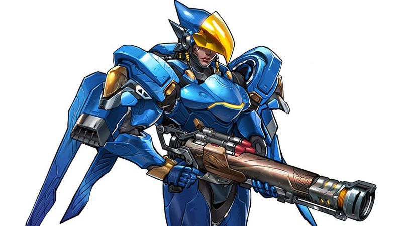 Image result for overwatch pharah wings
