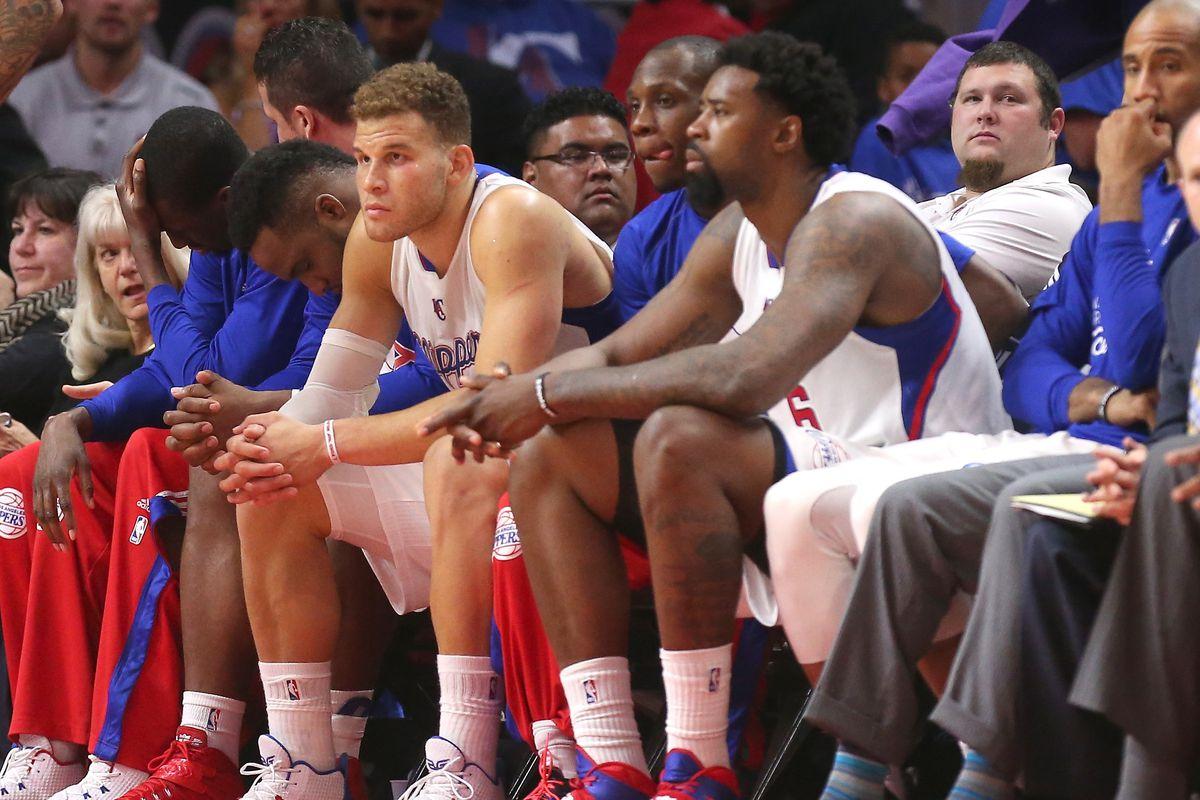 Blake Griffin Out With Toe Injury For Rest Of Postseason
