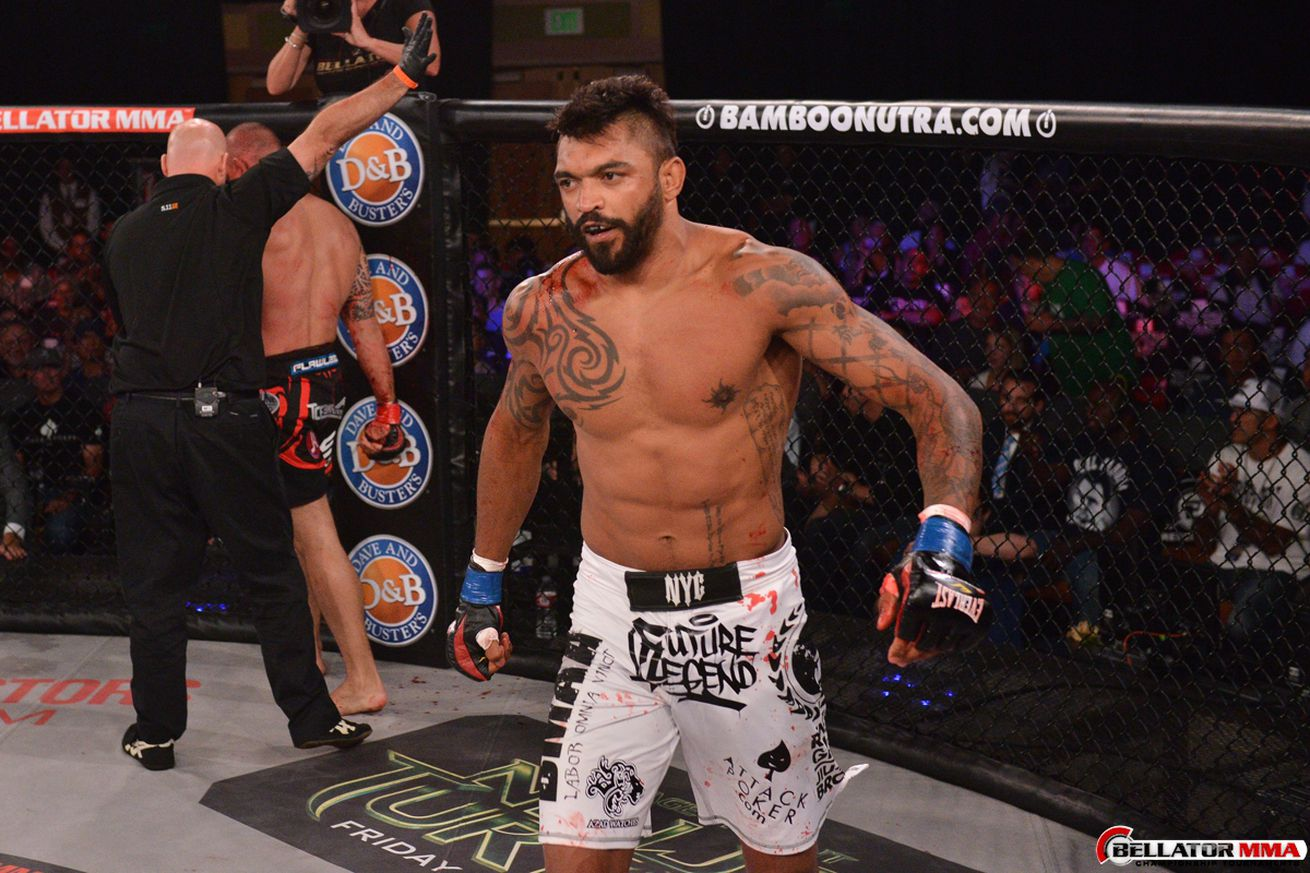 community news, Liam McGeary to face Linton Vassell at Bellator 179 in London