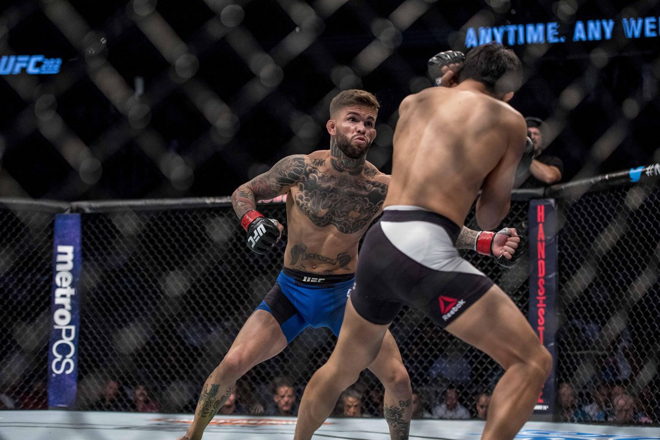 ufc 207 free full fight video cody garbrandt vs takeya mizugaki