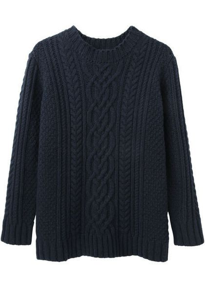 15 Thick Knit Sweaters Perfect For Layering Racked