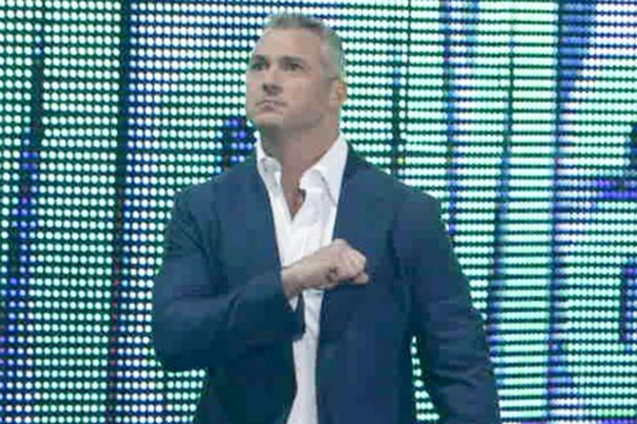Why Shane McMahon is still running Raw - Cageside Seats Running Horse Png