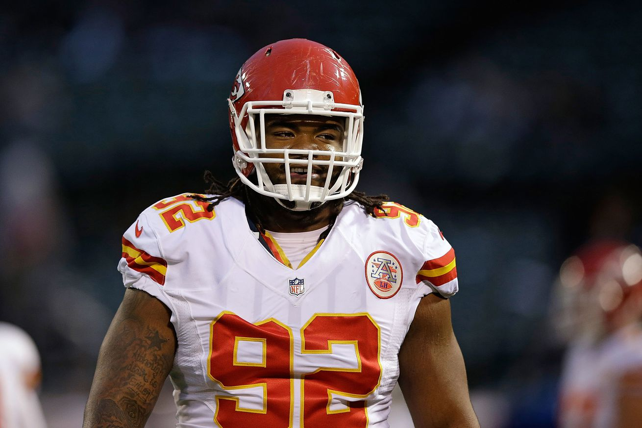 Chiefs 2017 free agents highlighted by Eric Berry, Dontari Poe