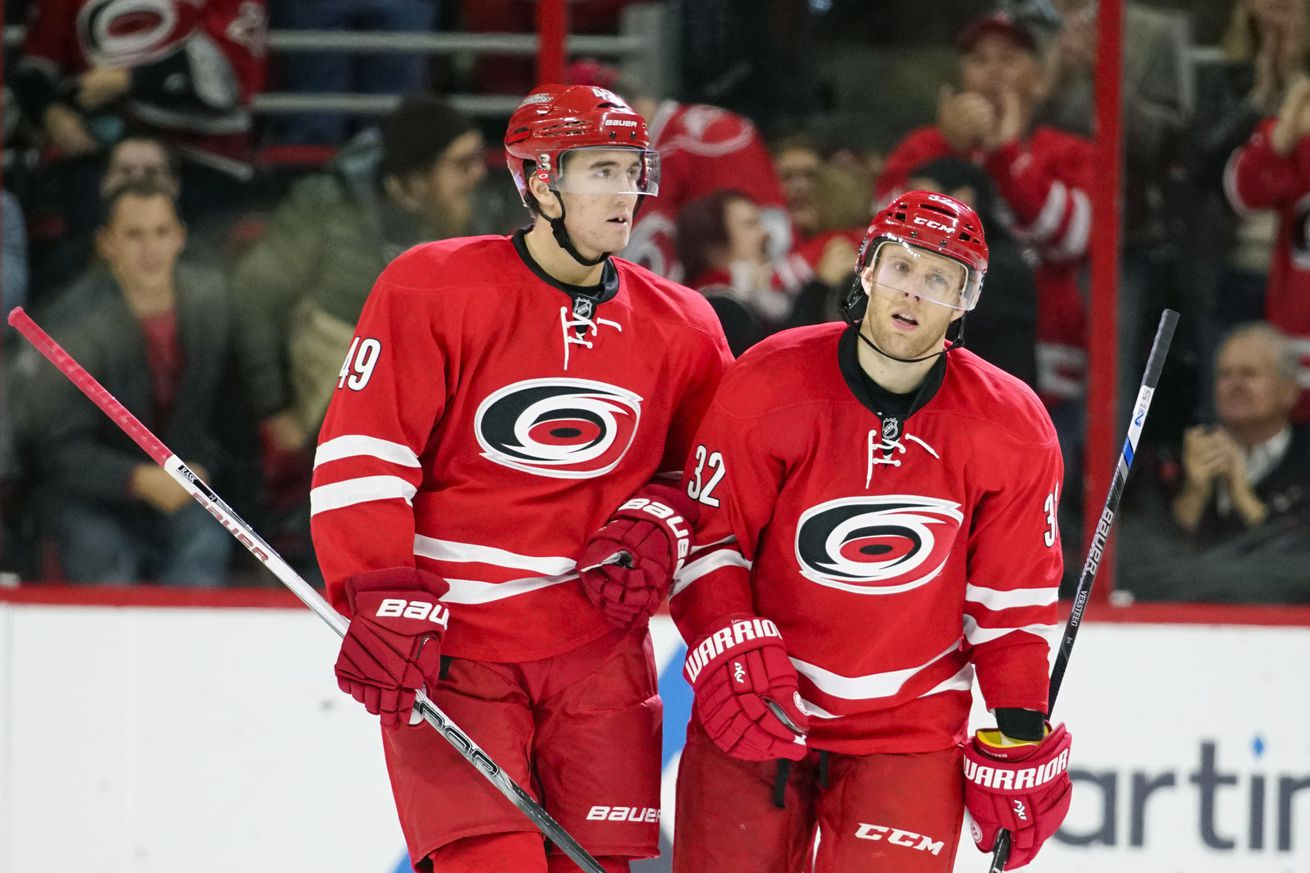 hurricanes analysis June 23, 2018 10:01pm edt june 23, 2018 5:08pm edt the flames and hurricanes made news on day 2 of the nhl draft with a trade featuring defensemen noah hanifin and dougie hamilton, and forwards elias lindholm and micheal ferland.