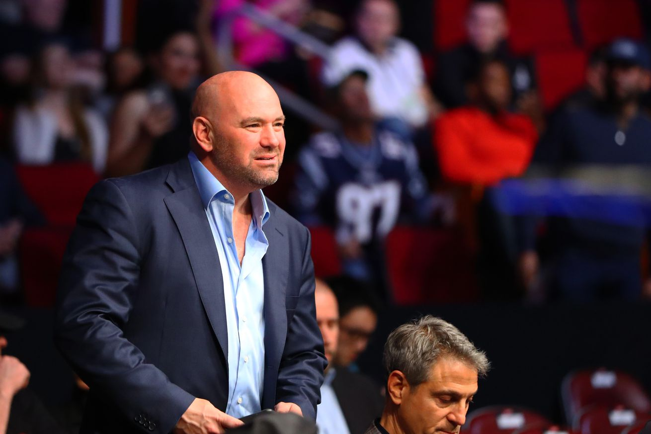 Dana White: I'm not worried about Conor McGregor walking after Floyd Mayweather superfight