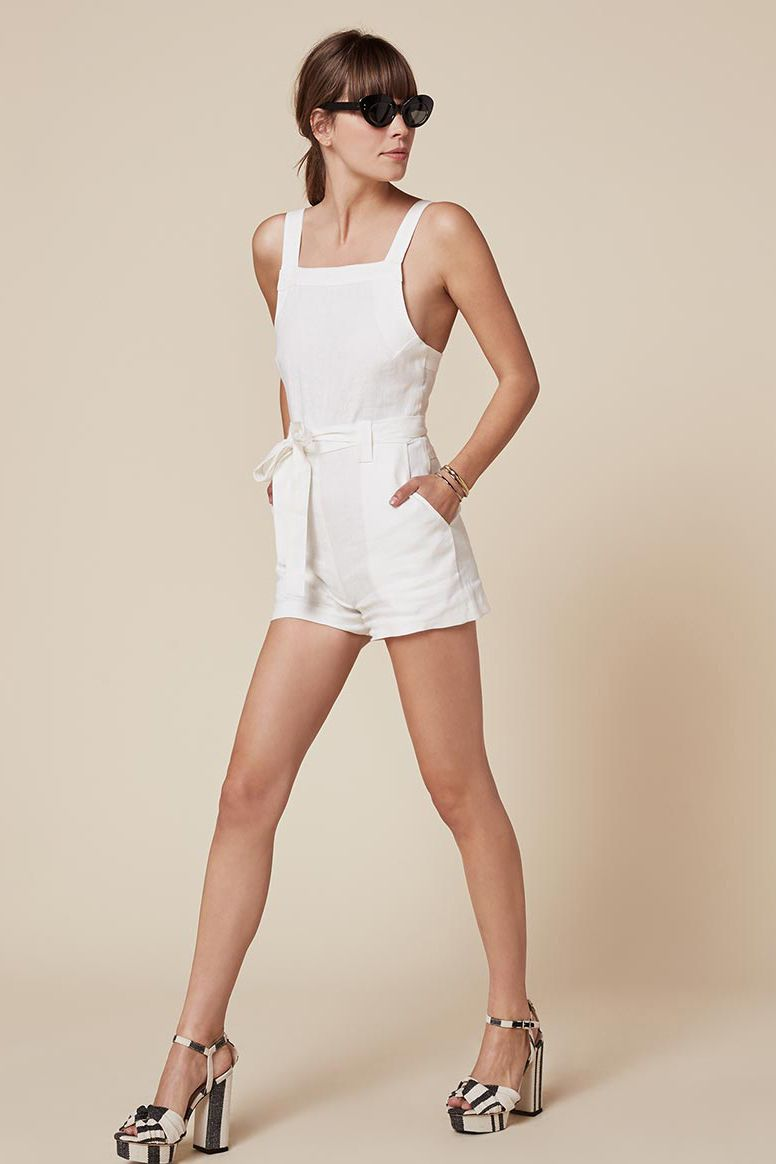The Romper Summer S Answer To The Jumpsuit Racked