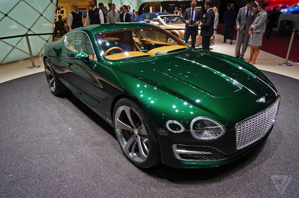Bentley's EXP 10 Speed 6: up close with the future of ...