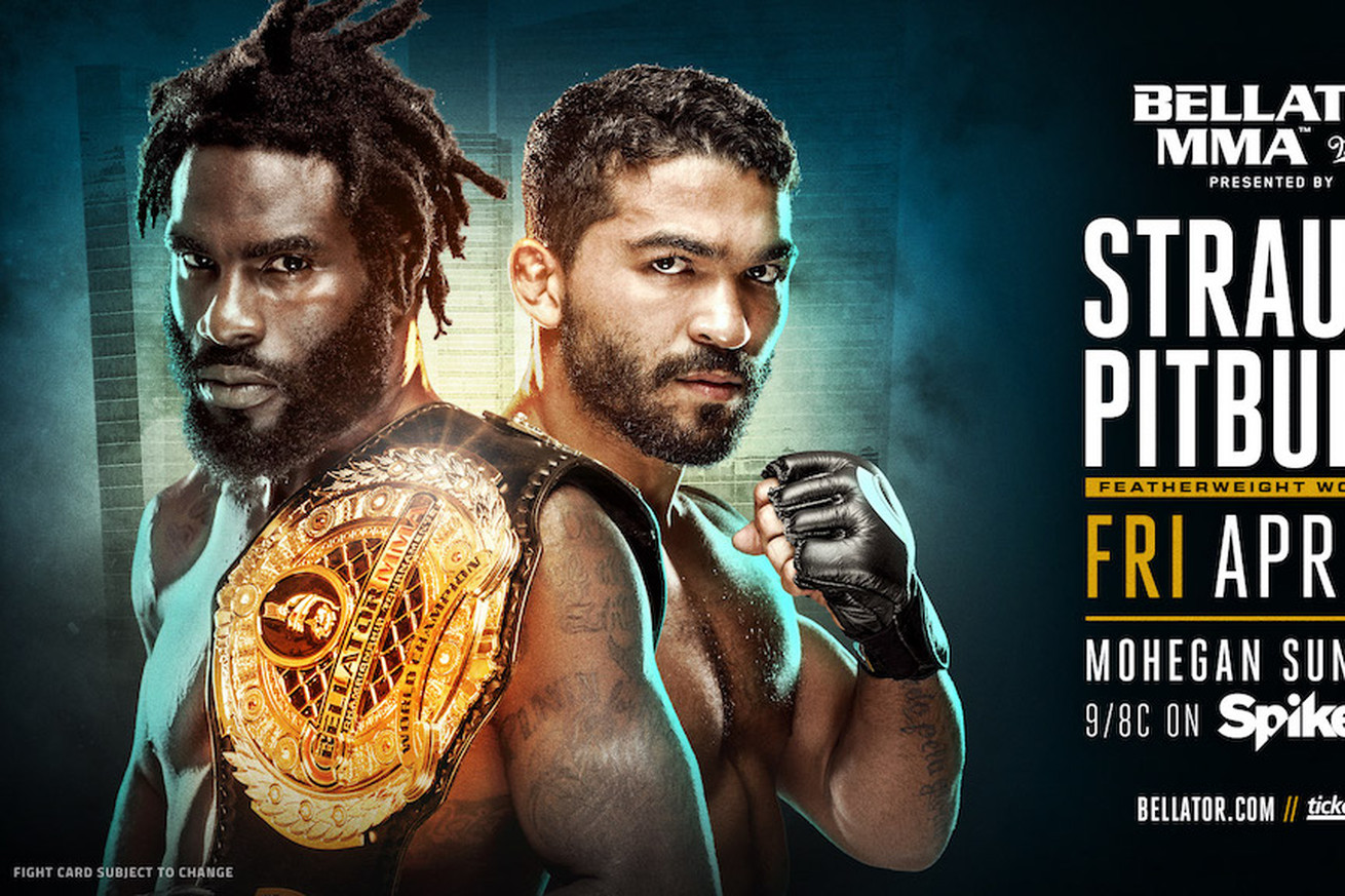 community news, Bellator 178 results: Straus vs Pitbull 4 streaming play by play updates TONIGHT on Spike TV