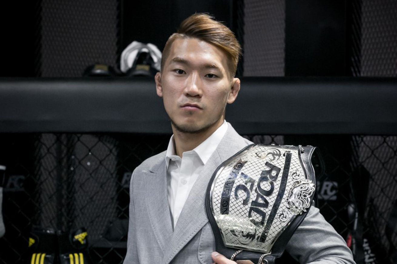 ROAD FC champion Lee Yun Jun suffers cerebral infarction, forced to forfeit bantamweight belt