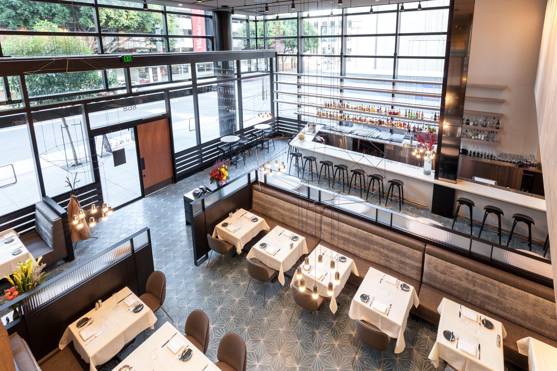 San Francisco's Most Architecturally Stunning Recent Restaurants