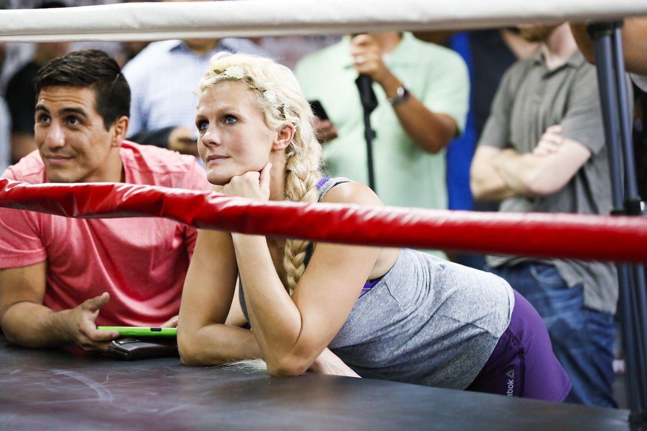community news, UFC signs veteran Cindy Dandois to face Alexis Davis at UFC Fight Night 108