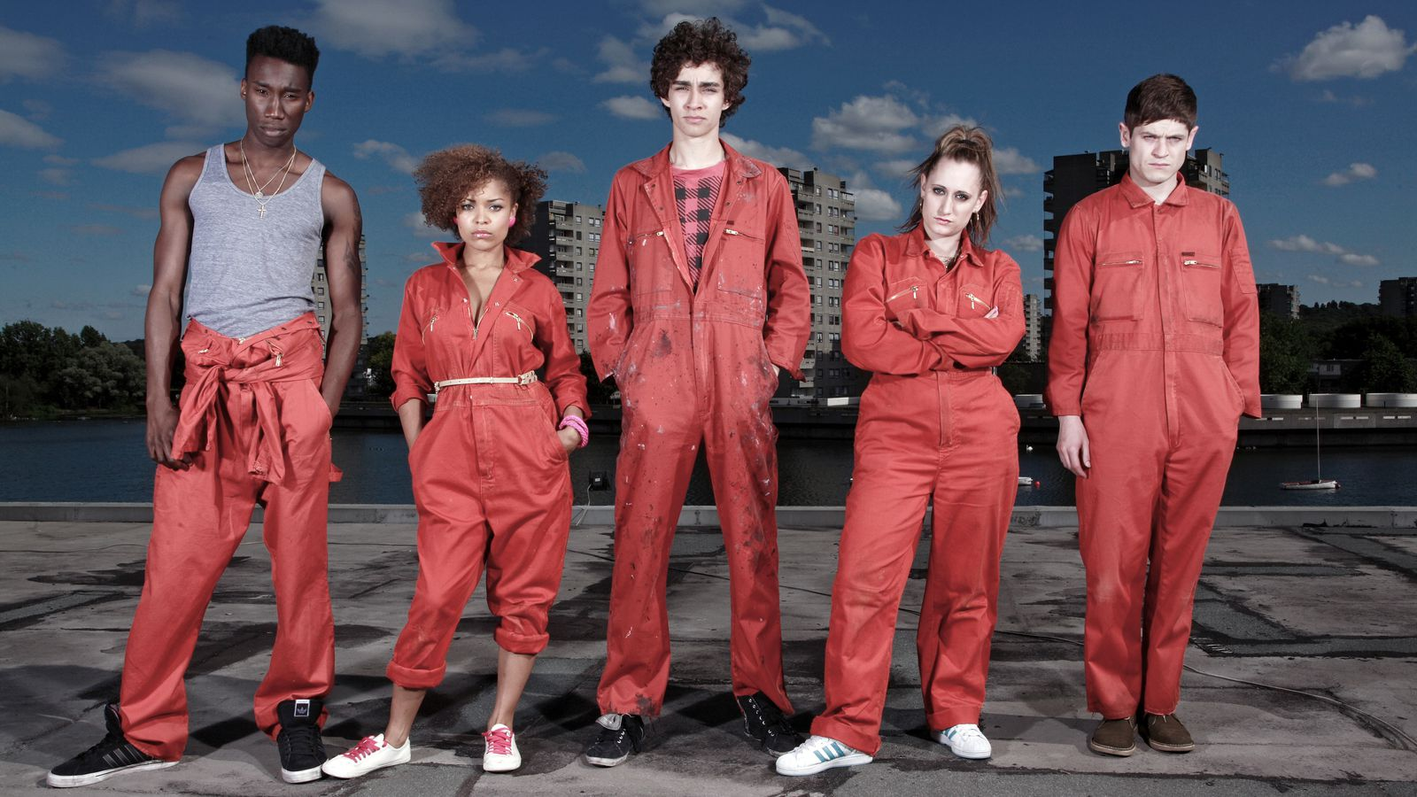 Image result for misfits on netflix