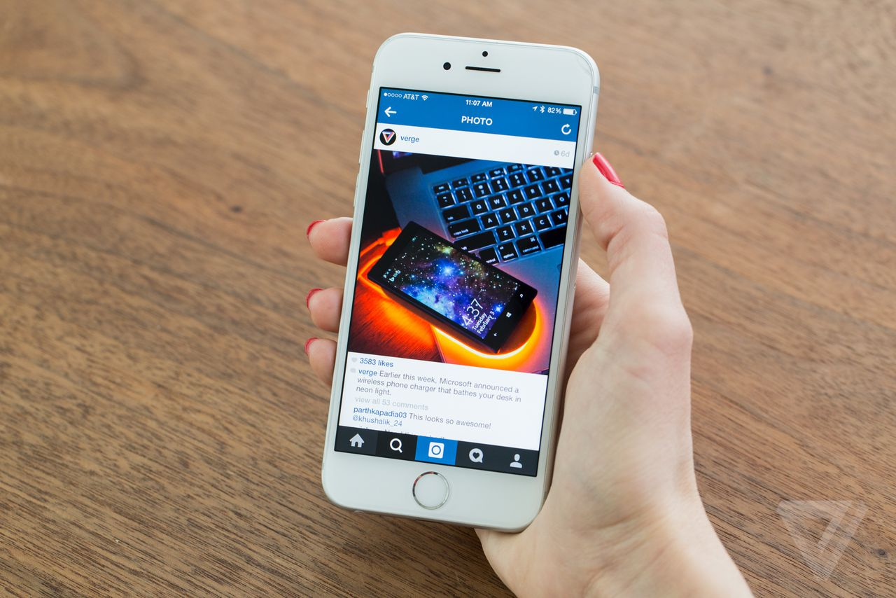 Instagram's plan to show you the best photos first is now ...