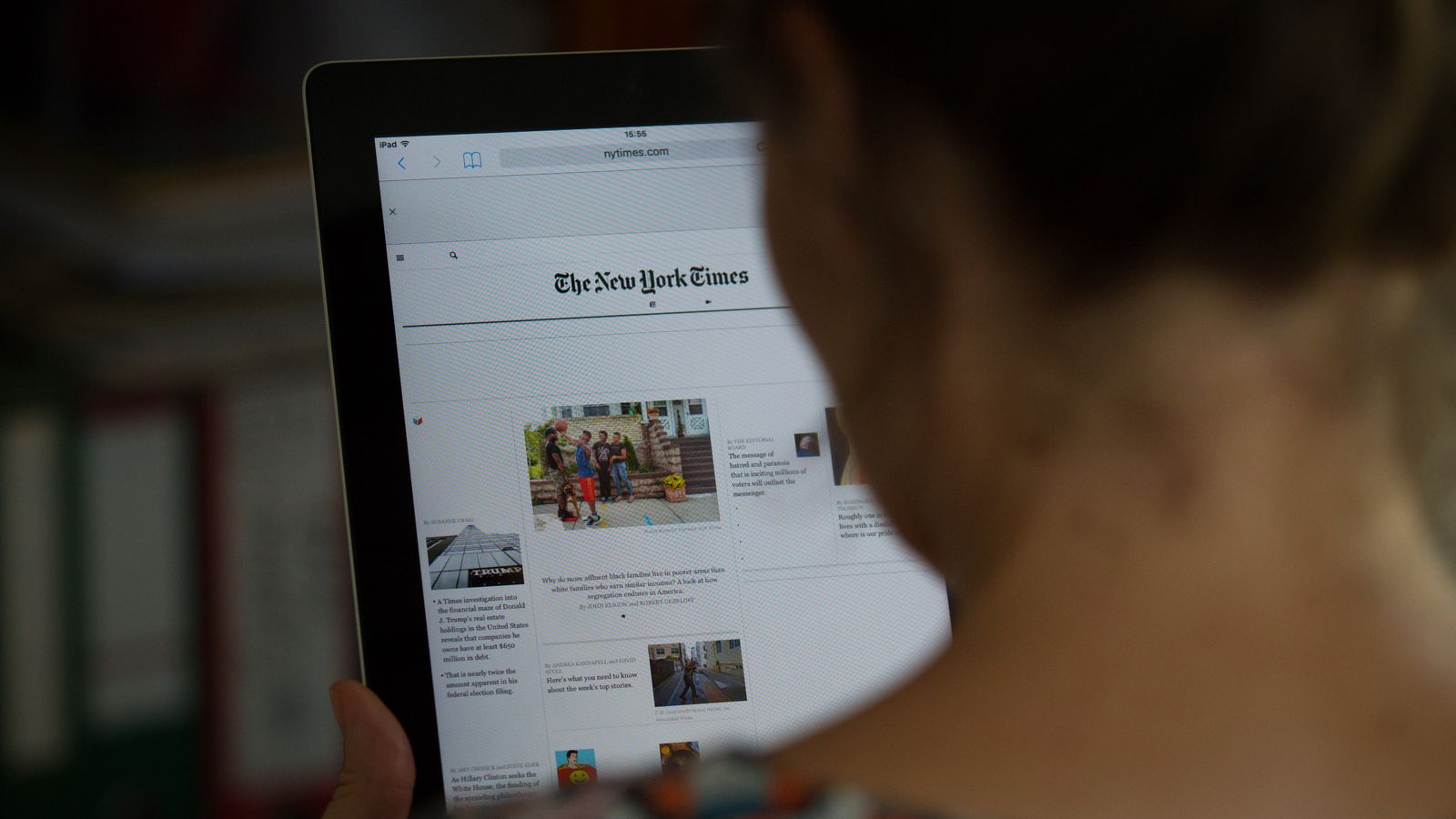 Apple removes New York Times app from China's app store at government's request