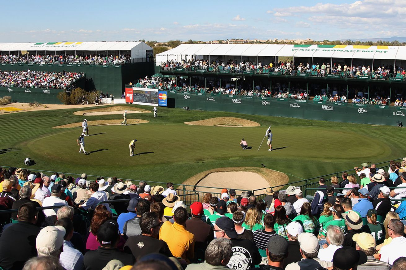 Here are the tee times and pairings for Rounds of the Waste Management Phoenix Open at TPC Scottsdale in Phoenix, Ariz. (Note: All times Eastern).